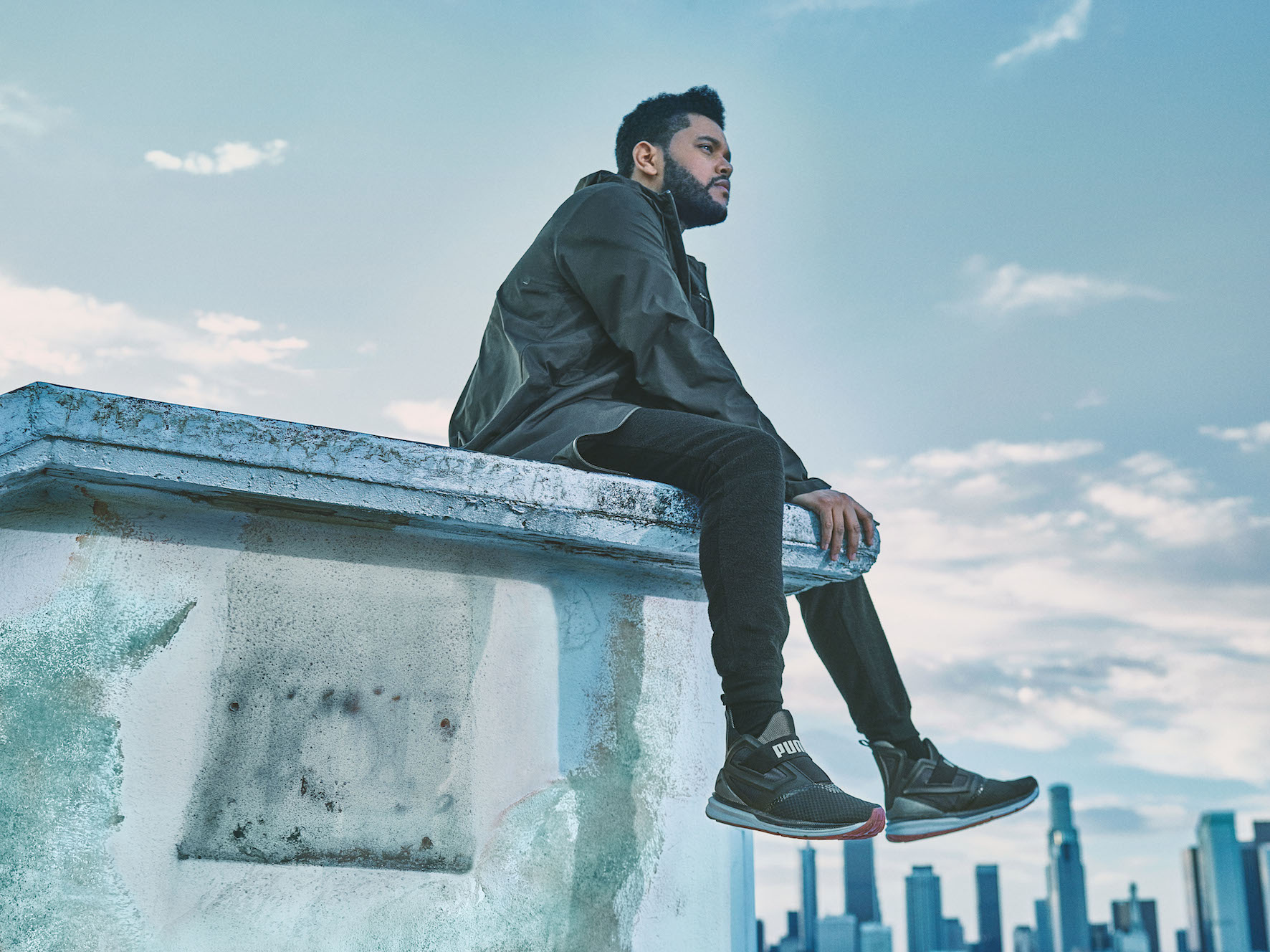 Puma e The Weeknd lanciano Ignite Limitless Pointbreak