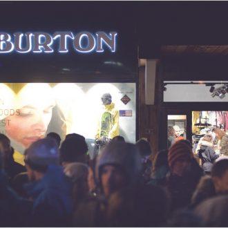 Ad Avoriz apre il primo Burton Store di Francia