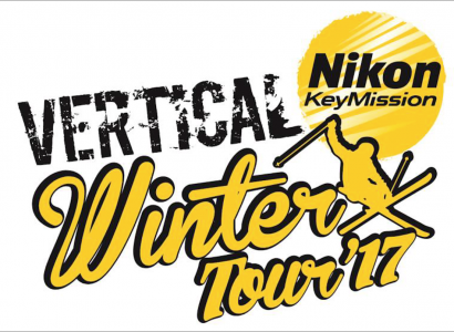 Nikon KeyMission Vertical Winter Tour: spettacolo adrenalinico in montagna