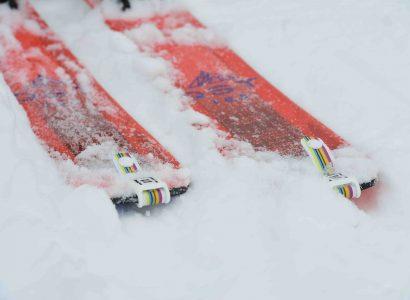 Salomon QST: gli sci per la neve fresca 2
