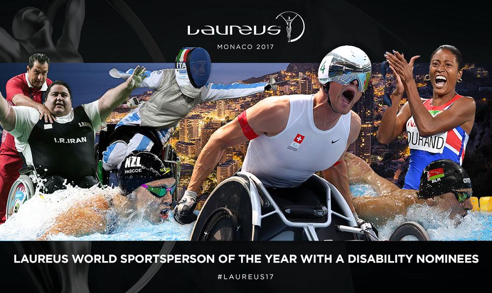 Persona con disabilità dell'anno