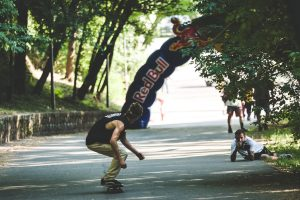 hot sale online 7a6f1 c6bde Red Bull Skate Week: passione skate a Milano - Pointbreak ...