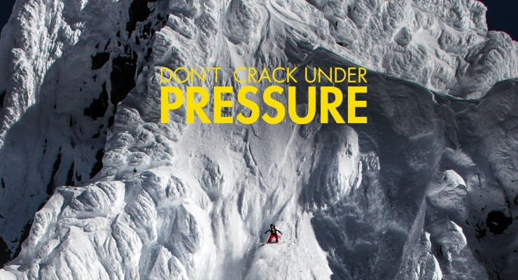 "Don't crack under pressure"" a breve in dvd - Pointbreak Magazine"