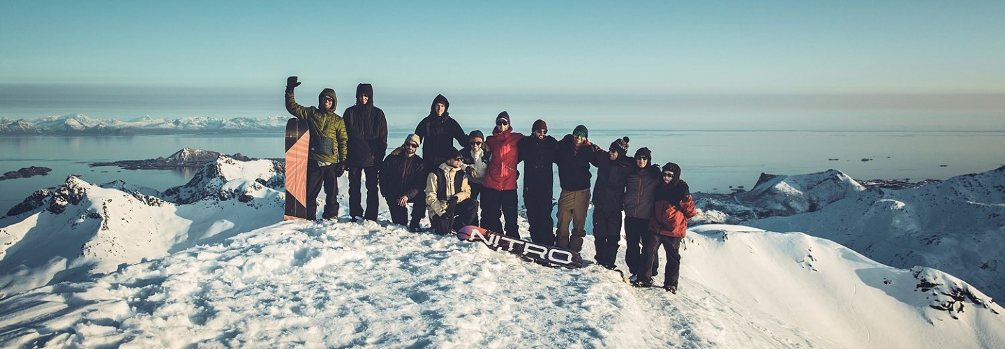 Nitro Snowboards has joined the European Outdoor Group
